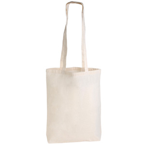 Long Handle Calico Bag